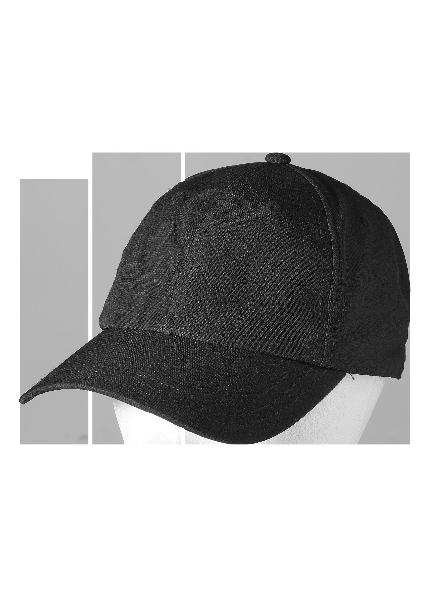 Classic Cap - Black