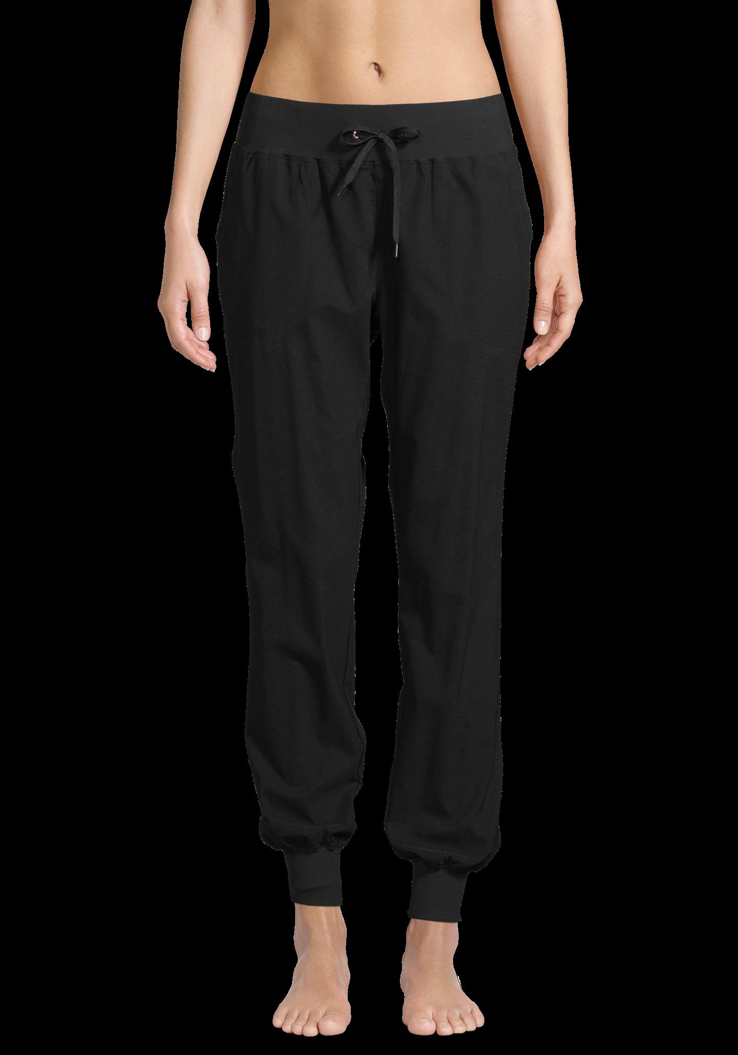 Comfort Pants - Black